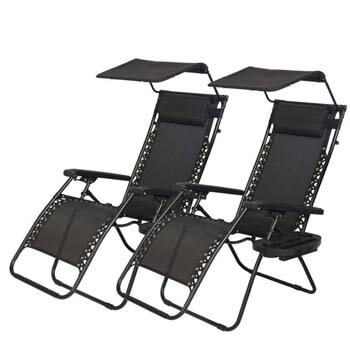 9. BestMassage 2-set patio chair