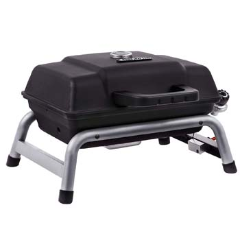 09). Char-Broil 240 Portable LPG Grill