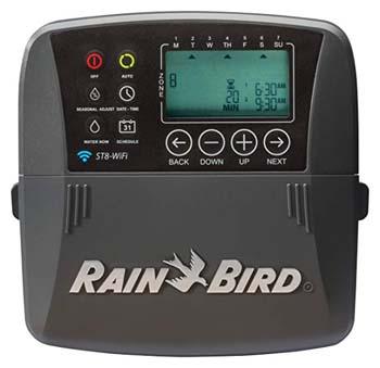 9: Rain Bird ST8I Wi-Fi Smart Sprinkler System