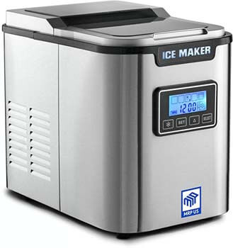 10. MRP US Ice Maker Portable