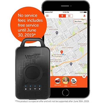 7. Venture Smart GPS Tracking Device by Veriot