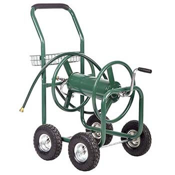 5. Best Massage Water Hose Reel Cart For Garden Use