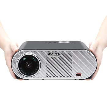 10. G6 Video Projector by CODIS