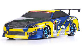 4. Exceed RC Driftstar RTR