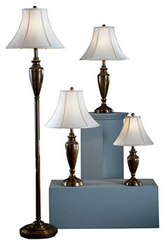 9. Signature Design by Ashley Lamp Set