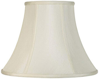 7. Imperial Shade Collection Crème Lamp Shade - Single Crème