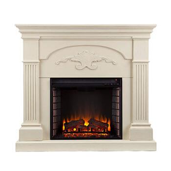 2. SEI FE9275 Southern Enterprises Sicilian Harvest Electric Fireplace