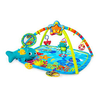 10. Baby Einstein Play Gym, Nautical Friends