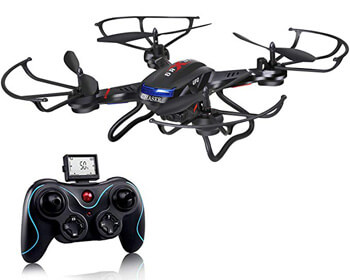 5. Holy Stone F181C RC Quadcopter