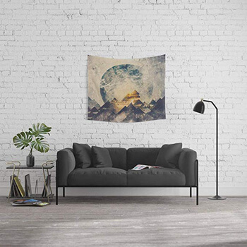 4. Society6 Wall Tapestry, Size Small: 51