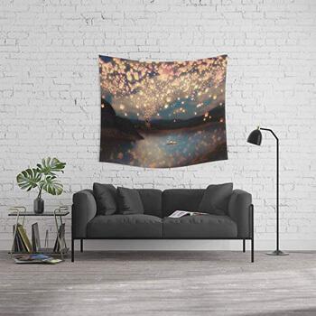 1. Society6 Wall Tapestry, Size Medium: 68