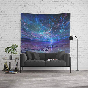3. Society6 Wall Tapestry, Size Large: 88