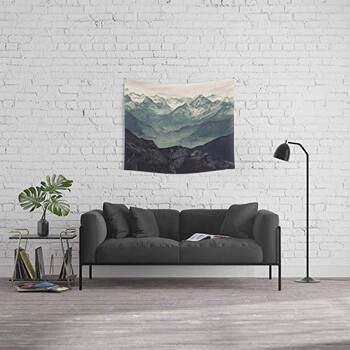 2. Society6 Wall Tapestry, Size Small: 51