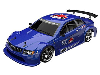 1. Redcat Racing EPX Drift Car, Blue