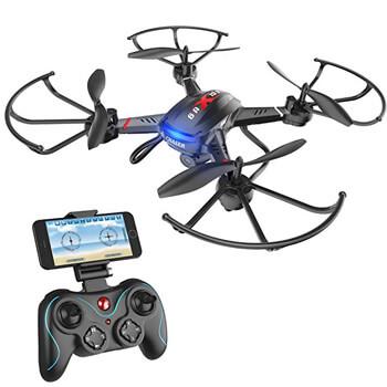4. Holy Stone F181W Wi-Fi FPV Drone