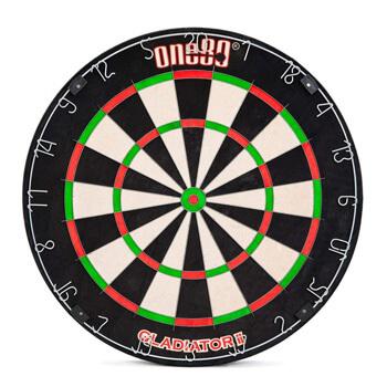 7. ONE80 Gladiator II Dartboard