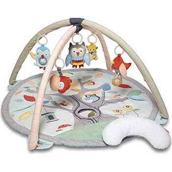 3. Skip Hop Baby Treetop Friends Activity Gym/Playmat