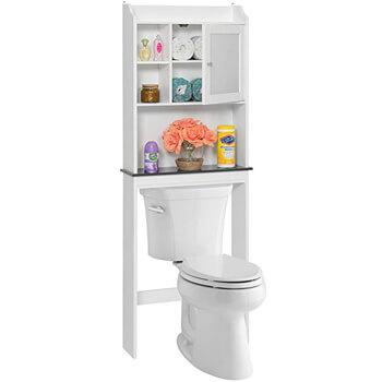 8. Best Choice Products Bathroom Organizer
