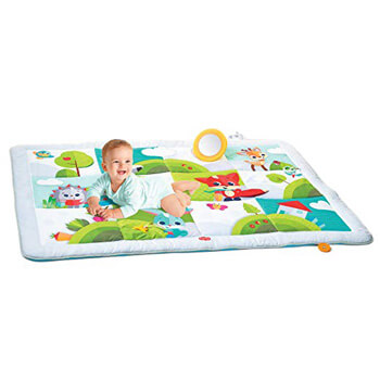 6. Tiny Love Meadow Days Super Play Mat