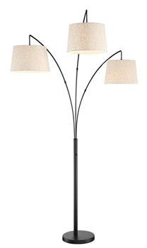 10. Kira Home Akira Floor Lamp