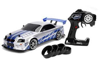 3. Jada Toys Nissan Skyline GT-R (BN34)