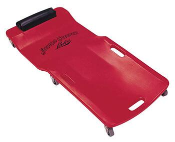 5. Lisle 92102 Red Plastic Creeper