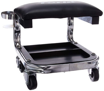 7. Torin TR6340 Creeper H.D. Shop Seat W.Cup Holder