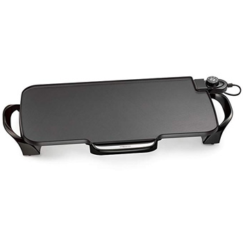 1. Presto 07061 22-inch Electric Griddle With Removable Handles