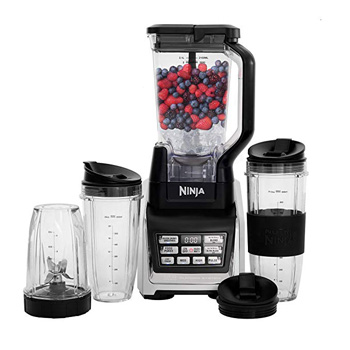 8. Nutri-Ninja Personal and Countertop Blender