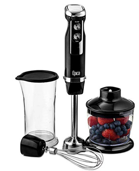 5. Epica Heavy Duty Immersion Hand Blender