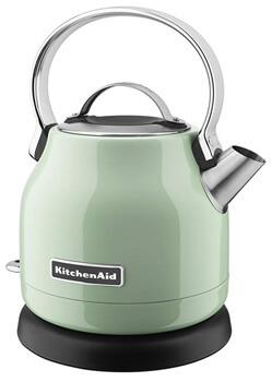 5. KitchenAid KEK1222PT 1.25-Liter Electric Kettle - Pistachio