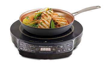 1. NuWave 30242 Lightweight Induction Cooktop