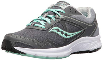 10. Saucony Women's Cohesion 10 Running Shoe