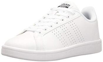 7. adidas Women's Cloudfoam Advantage Clean Fashion Sneaker