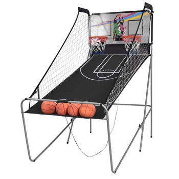 9. Giantex Foldable Indoor Basketball Arcade Game