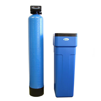 10. Tier1 48,000 Grain High Efficiency Digital Water Softener for Hard Water