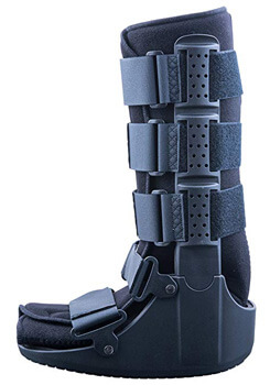 8. Mars Wellness Premium Polymer Tall Cam Walker Fracture Ankle/Foot Stabilizer Boot