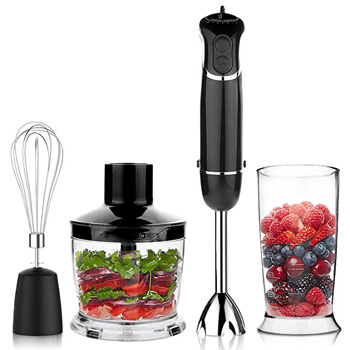 1. OXA Smart Powerful 4-in-1 Immersion Hand Blender
