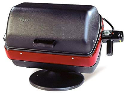 9. Easy Street Electric Tabletop Grill with 3-position element