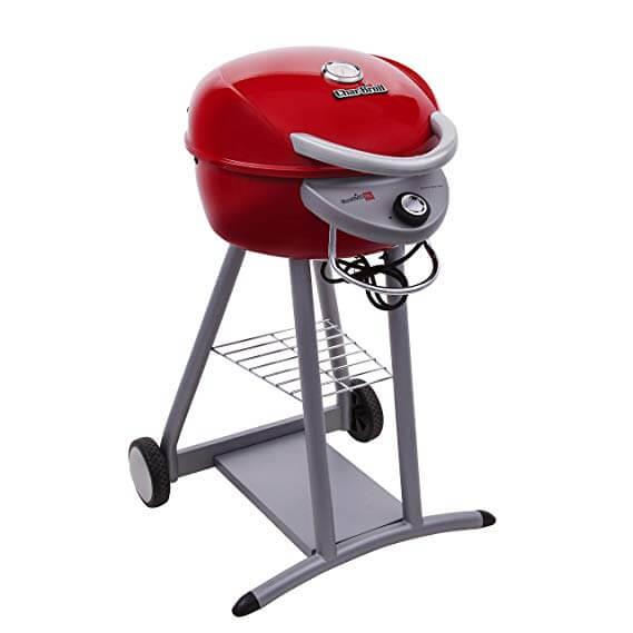 7. Char-Broil TRU-Infrared Patio Bistro Electric Grill