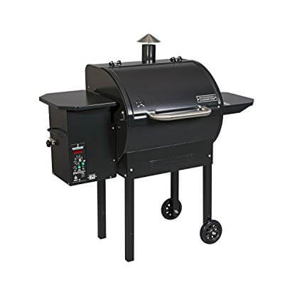 4. Camp Chef PG24DLX Deluxe Pellet Grill and Smoker BBQ