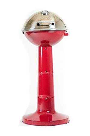 5. MiToo 20150414R Master Built Electric Veranda Grill