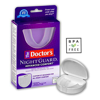 6. The Doctor's Advanced Comfort NightGuard