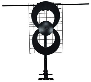 6. ClearStream 2V Indoor/Outdoor HDTV Antenna.