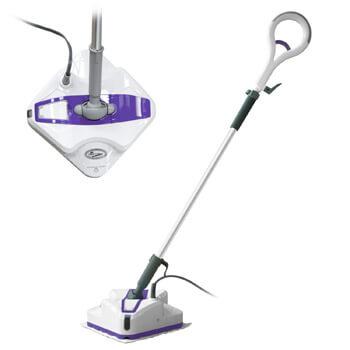 9. LIGHT 'N' EASY Mop Cleaning Steamer for Hardwood Tile and Laminate Floor,