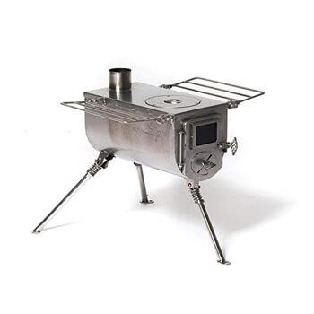 6. Winnerwell medium tent stove