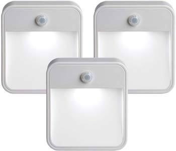 1. Mr. Beams MB 723 MB723 Battery-Powered Motion-Sensing LED Stick-Anywhere Nightlight