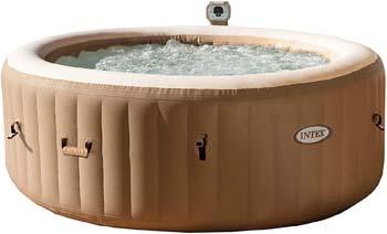 3: Intex 77in PureSpa Portable Bubble Massage Spa Set