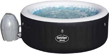 8: Bestway 54124E Hot Tub, Miami (4-person), Black