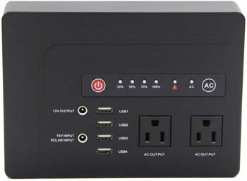 9: Powkey 200Watt Portable Power Bank